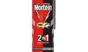 Diệt côn trùng Mortein (Hương Chanh) 600ml