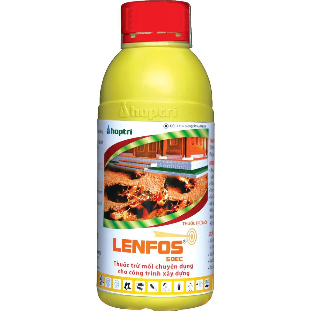 Thuốc diệt mối – mọt Lenfos 50 EC 1000ml/chai