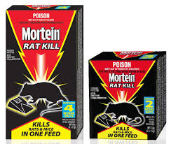 Thuốc diệt chuột Mortein Rat Kill Wedge Bait