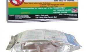 Diệt mối bằng bẫy Bẫy diệt mối Termite Trap Úc