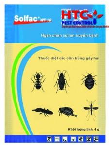 Thuốc diệt côn trùng Solfac
