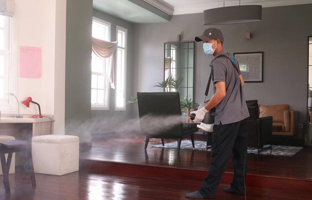 Công ty dịch vụ diệt muỗi