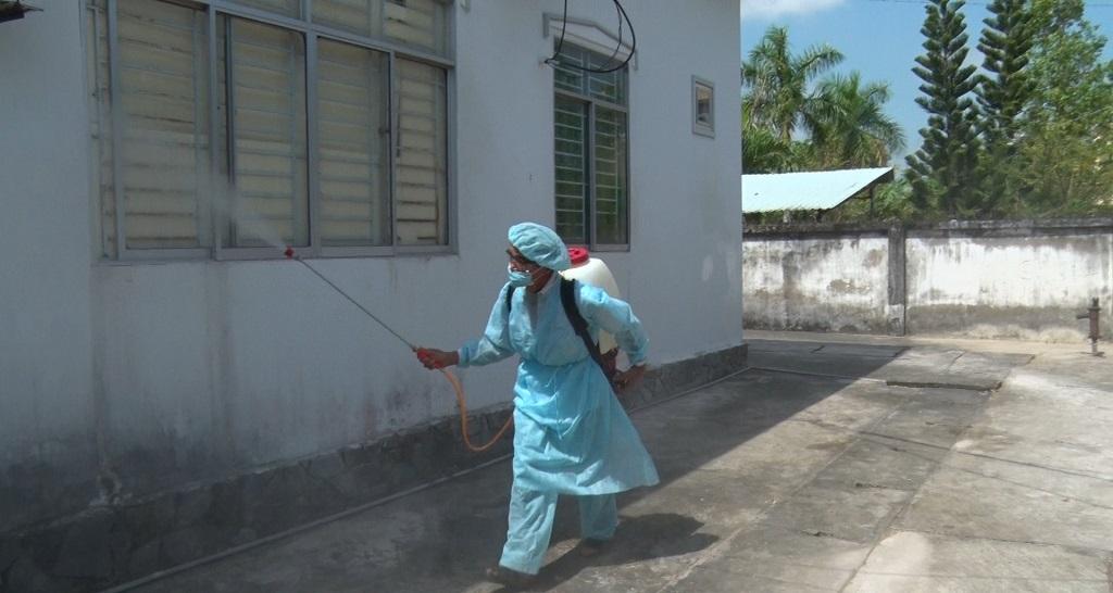 Công ty dịch vụ khử trùng kháng khuẩn
